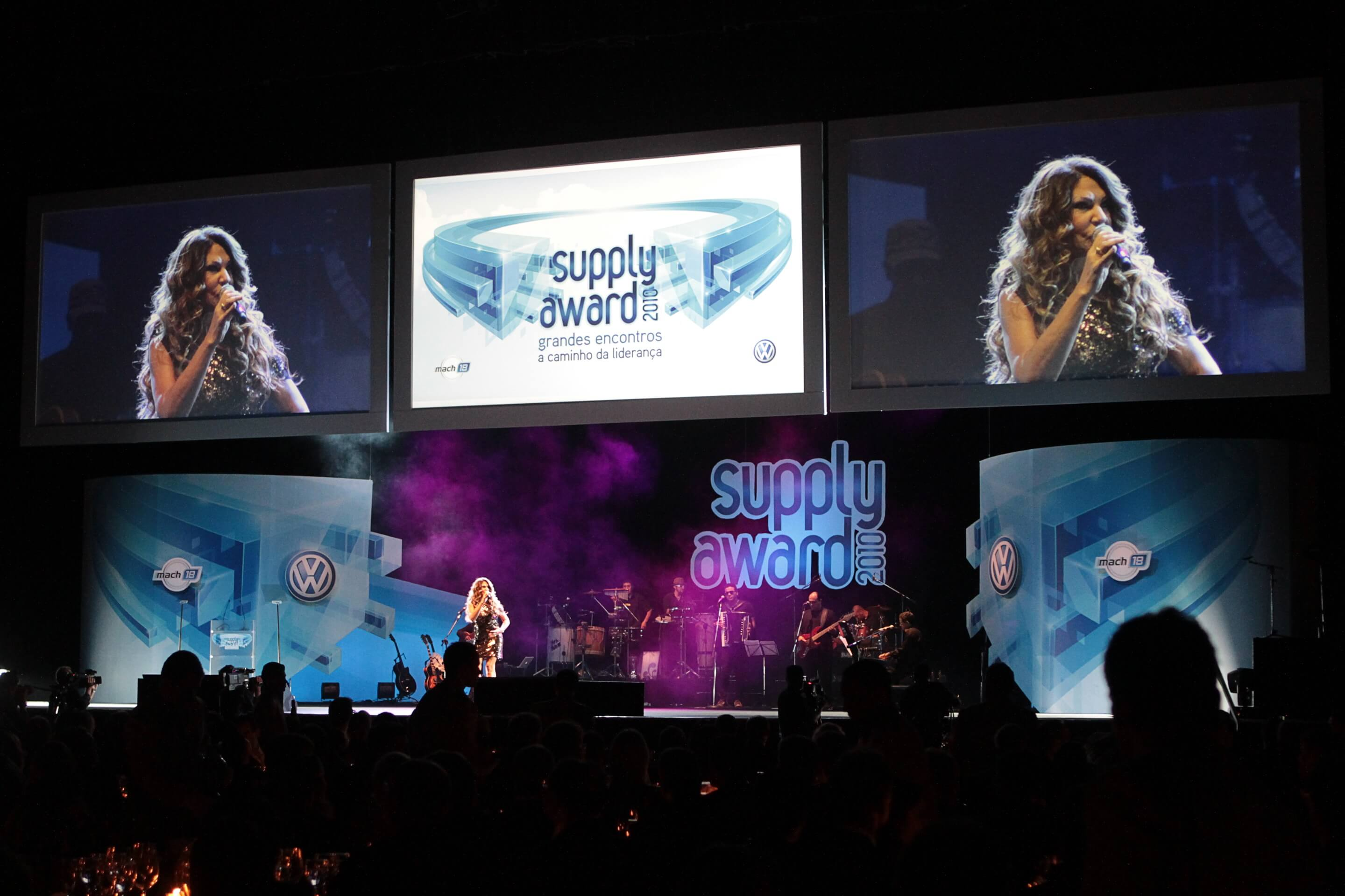 VOLKSWAGEN SUPPLY AWARDS 2010